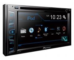 AVH_275BT מסך 6.2 אינצ' עם Bluetooth מובנה כניסות USBAUX ושליטה על iphone