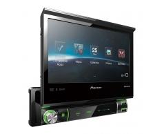 AVH-X7550BT מסך חשמלי מתקפל 7 אינצ' עם Bluetooth ומצב AppRadio ל-iPhone