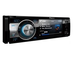 DVH_875AVBT מסך 3.5 אינץ' כניסת USB קדמית Bluetooth ושליטה על iPod/iPhone